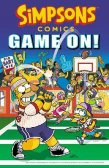 Simpsons Comics Game On! av Matt Groening (Heftet)