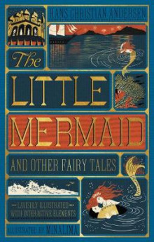 Little Mermaid and Other Fairy Tales, The (Illustrated with Interactive Elements av Hans Christian Andersen (Innbundet)