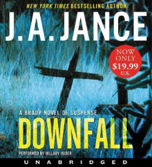 Downfall Low Price CD av J. A. Jance (Lydbok-CD)