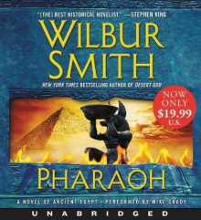 Pharaoh Low Price CD av Wilbur Smith (Lydbok-CD)