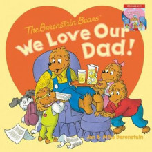 The Berenstain Bears: We Love Our Dad!/We Love Our Mom! av Jan Berenstain og Mike Berenstain (Heftet)
