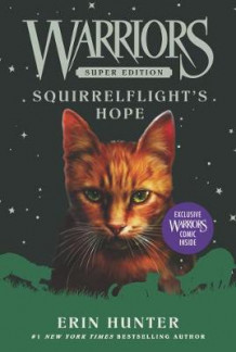 Warriors Super Edition: Squirrelflight's Hope av Erin Hunter (Heftet)