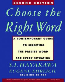 Choose the Right Word (Heftet)
