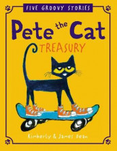 Pete The Cat Treasury av James Dean (Innbundet)