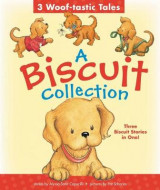 Omslag - A Biscuit Collection: 3 Woof-tastic Tales
