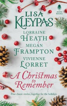 A Christmas to Remember av Lisa Kleypas, Lorraine Heath, Megan Frampton og Vivienne Lorret (Heftet)