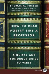Omslag - How To Read Poetry Like A Professor