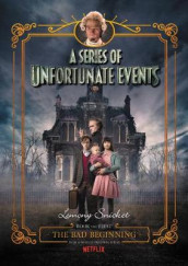 A Series Of Unfortunate Events #1 av Lemony Snicket (Innbundet)