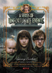 A Series Of Unfortunate Events #4 av Lemony Snicket (Innbundet)