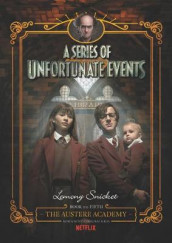 A Series of Unfortunate Events #5 av Lemony Snicket (Innbundet)