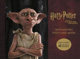 Omslag - Harry Potter and the Chamber of Secrets Enchanted Postcard Book