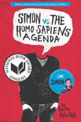 Omslag - Simon vs. the Homo Sapiens Agenda Special Edition