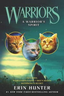 Warriors: A Warrior's Spirit av Erin Hunter (Heftet)