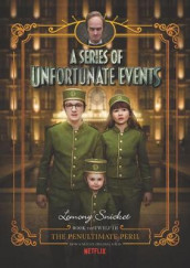 A Series of Unfortunate Events #12 av Lemony Snicket (Innbundet)