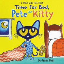 Time for Bed, Pete the Kitty av James Dean (Kartonert)