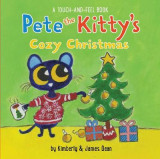 Omslag - Pete the Kitty's Cozy Christmas Touch & Feel