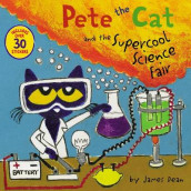 Pete the Cat and the Supercool Science Fair av James Dean og Kimberly Dean (Heftet)