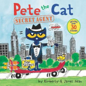 Pete the Cat: Secret Agent av James Dean og Kimberly Dean (Heftet)