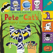Pete the Cat's Happy Halloween av James Dean og Kimberly Dean (Kartonert)
