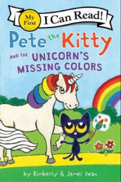 Pete the Kitty and the Unicorn's Missing Colors av James Dean og Kimberly Dean (Heftet)