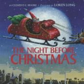 The Night Before Christmas av Clement C Moore (Innbundet)