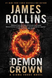 The Demon Crown av James Rollins (Heftet)