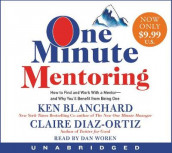 One Minute Mentoring Low Price CD av Ken Blanchard og Claire Diaz-Ortiz (Lydbok-CD)