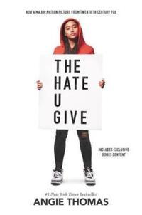 The Hate U Give Movie Tie-In Edition (International Edition) av Angie Thomas (Innbundet)