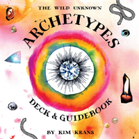 The Wild Unknown Archetypes Deck and Guidebook av Kim Krans (Innbundet)