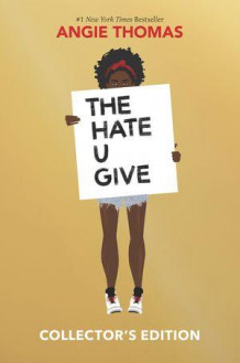 The Hate U Give Collector's Edition av Angie Thomas (Innbundet)