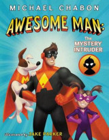 Omslag - Awesome Man: The Mystery Intruder