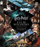 Harry Potter Film Wizardry av Brian Sibley (Innbundet)