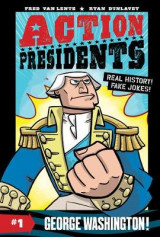 Omslag - Action Presidents #1