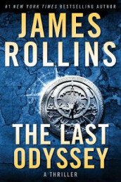 The Last Odyssey av James Rollins (Innbundet)