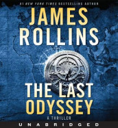 The Last Odyssey [Unabridged CD] av James Rollins (Lydbok-CD)