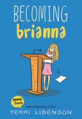 Omslag - Becoming Brianna