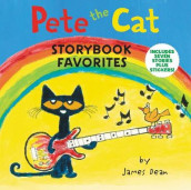 Pete the Cat Storybook Favorites av James Dean og Kimberly Dean (Innbundet)