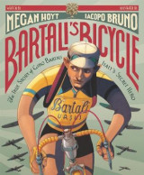 Omslag - Bartali's Bicycle: The True Story of Gino Bartali, Italy's Secret Hero