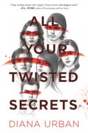 All your twisted secrets av Diana Urban (Innbundet)