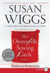 The Oysterville Sewing Circle [Large Print] av Susan Wiggs (Heftet)
