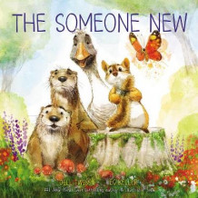 The Someone New av Jill Twiss (Innbundet)