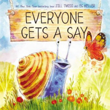 Everyone Gets a Say av Jill Twiss (Innbundet)