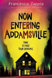 Now Entering Addamsville av Francesca Zappia (Innbundet)