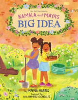Omslag - Kamala and Maya's Big Idea