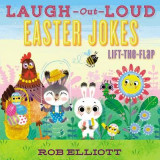Omslag - Laugh-Out-Loud Easter Jokes: Lift-the-Flap