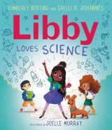 Omslag - Libby Loves Science
