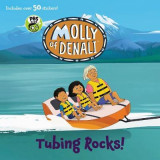 Omslag - Molly of Denali: Tubing Rocks!