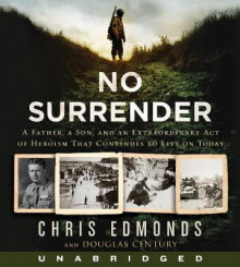 No Surrender CD av Christopher Edmonds og Douglas Century (Lydbok-CD)