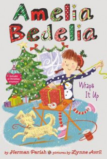 Amelia Bedelia Special Edition Holiday Chapter Book #1 av Herman Parish (Heftet)