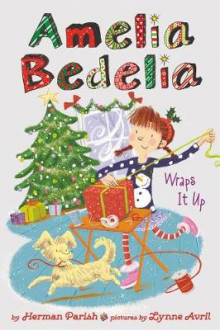 Amelia Bedelia Special Edition Holiday Chapter Book #1 av Herman Parish (Innbundet)